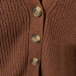 American Eagle Outfitters Sweaters - American Eagle Button-Up Sweater